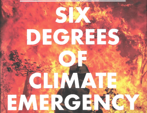 OUR FINAL WARNING – SIX DEGREES OF CLIMATE EMERGENCY