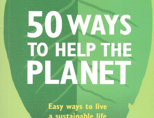 50 WAYS TO HELP THE PLANET